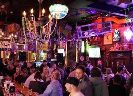 "Inside ""Bourbon"" Photo: Jetsemani Travel"