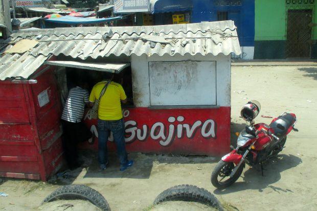 guajira-shack