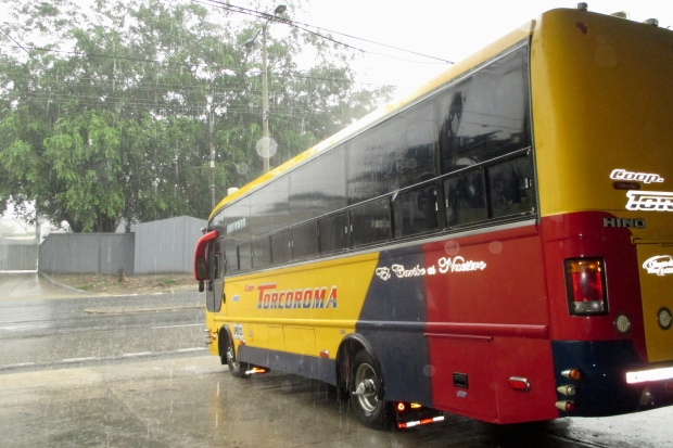 Torcorama Bus
